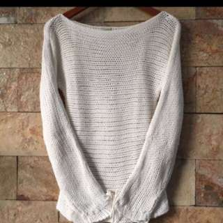 Mango Knit Sweater
