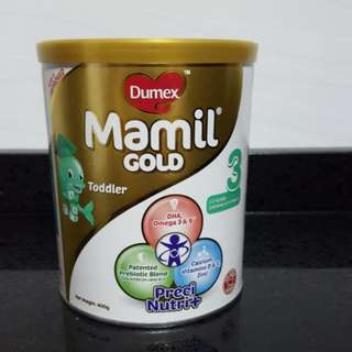 Dumex Mamil Gold Stage 3, 400g