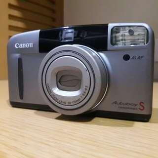 Canon - Autoboy Panorama S film camera (fixed price)