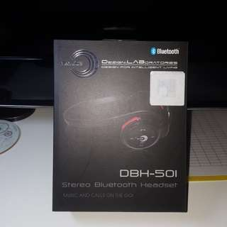 Stereo Bluetooth Headset New