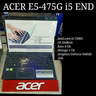 Kredit ACER-475 i5 END Tanpa Kartu Kredit