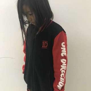Official 1D varsity jacket