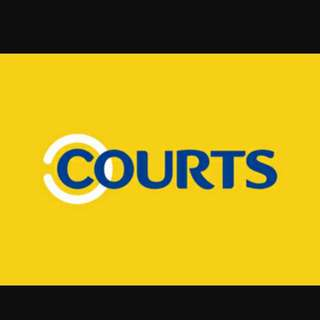 Courts S$1000 Gift Card