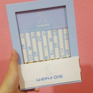 Wanna One Album To be One