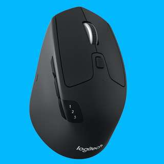 Logitech M720 Multi-device wireless mouse