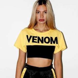 I.AM.GIA Venom Crop