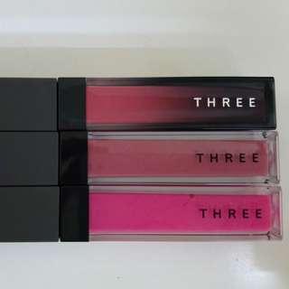 THREE魅光唇果蜜