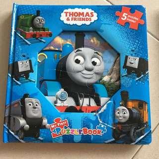 Thomas & Friends Jigsaw puzzle book