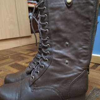 Calf high Boots from Japan