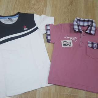 Preloved Boy Shirts 3 years old 3T P100 only