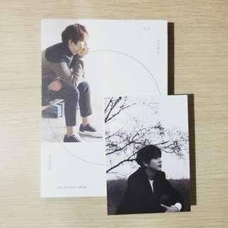 Kyuhyun The 3rd Mini Album - 너를 기다린다 (Waiting, Still) with photocard