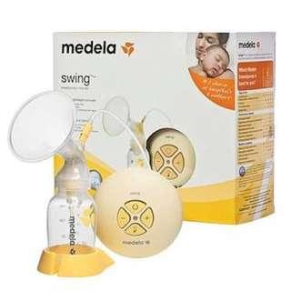Brand New Medela Swing Single Electric Breastpump