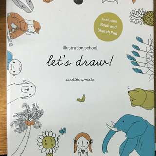 Let's Draw by Sachiko Umoto