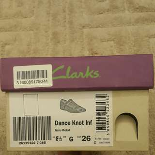 Clarks shoes for girls