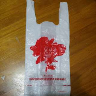 Emporium Holdings plastic bag