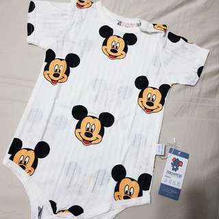 Mickey Mouse Baby Romper / Toddler