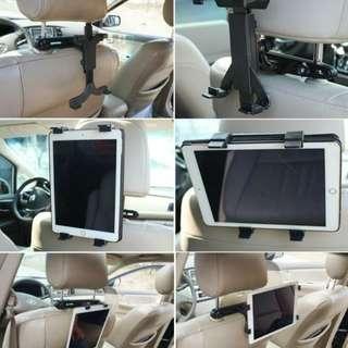 Universal IPad Car headrest holder