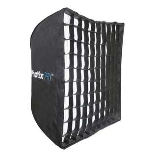 Phottix Pro Easy Up HD Umbrella Softbox with Grid 70x70cm