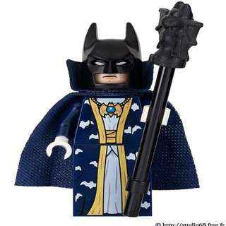 Lego batman bricktober 5004939 Bat-wizard