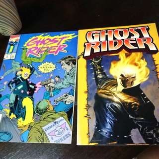 Ghost Rider #2 + Special Edition Comic
