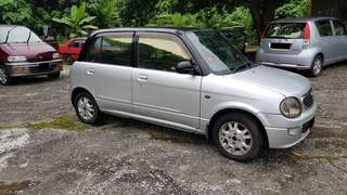 Perodua Kelisa 1.0 auto