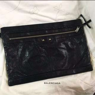 balenciaga clutches