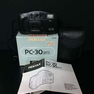 Pentax PC-30 Date Camera