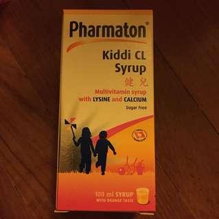 Pharmaton multivitamin syrup