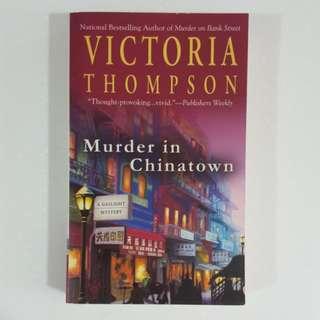Murder in Chinatown by Victoria Thompson