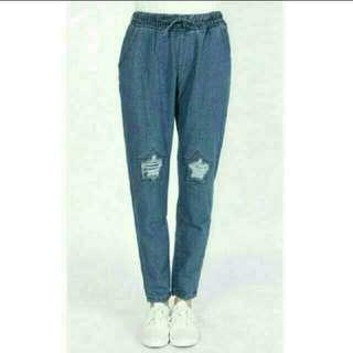 BN Ripped Boyfriend Jeans