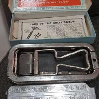 1927 Rolls Razor