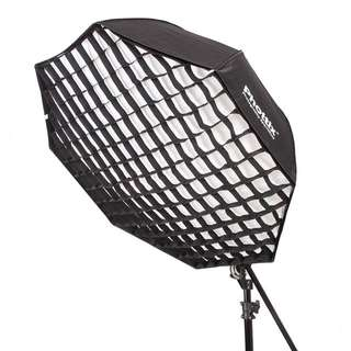 Phottix Octa Softbox Umbrella 80cm with Grid