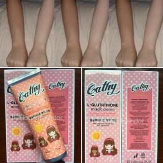 (PROMO) Cathy Doll L-Gluthathione Magic Cream (130SPF)