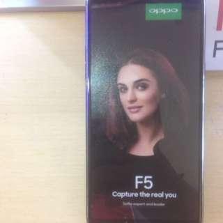 OPPO F5 (Cash atau Cicilan Tanpa CC)