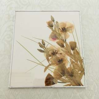 Artworks - Wild Flowers (Pressed Flowers)