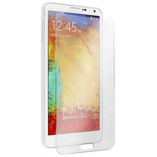 Tempered glass - Anti Gores Samsung Galaxy Note 3
