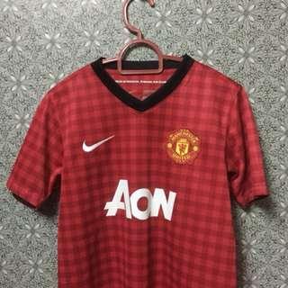 Manchester United Jersey 2012/13 Boys Medium