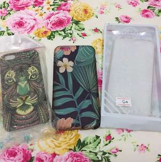 Casing iphone 5 & 6