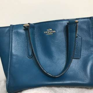 Coach bag 80%new
