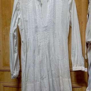 (Sale RM5)Cotton Maternity Blouse L