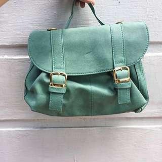 Turquoise/Teal Handbag