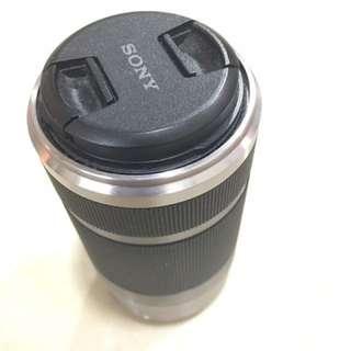 Sony E 55-210mm F4.5-6.3 lens SEL55220