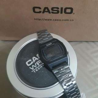 Black Casio Watch! Limited stocks only! Get yours now ♥️
