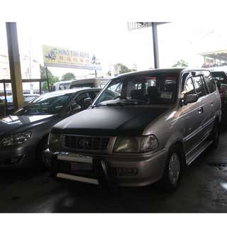 Toyota Unser 1.8 GLi NGV Gas 1 Owner 8 Seater