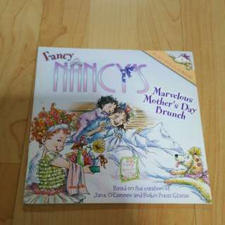 Fancy Nancy - Marvelous Mother's Day Brunch (A lift-the-flap book)