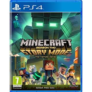 (Brand New Sealed) PS4 Game Minecraft Season 2 Story Mode