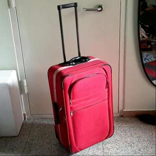 "25.5"" Mid Size Luggage Bag"