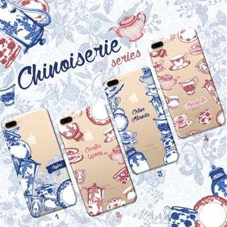 Custom Case Casing HP - Chinese Cup