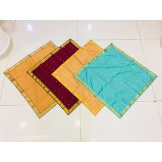 Decor - Indian Sarees Cushion Covers