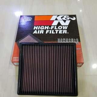 K&N Air Filter F20